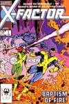 X-Factor comic books
