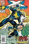 X-Factor #104 comic books for sale