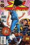 X-Factor #109 comic books for sale