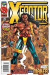 X-Factor #121 Comic Books - Covers, Scans, Photos  in X-Factor Comic Books - Covers, Scans, Gallery