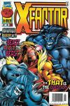 X-Factor #126 Comic Books - Covers, Scans, Photos  in X-Factor Comic Books - Covers, Scans, Gallery