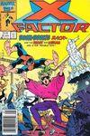 X-Factor #12 comic books for sale