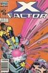 X-Factor #14 Comic Books - Covers, Scans, Photos  in X-Factor Comic Books - Covers, Scans, Gallery