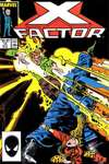 X-Factor #16 comic books for sale