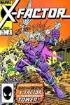 X-Factor #2 comic books for sale