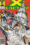 X-Factor #27 Comic Books - Covers, Scans, Photos  in X-Factor Comic Books - Covers, Scans, Gallery