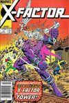 X-Factor #2 comic books for sale