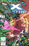 X-Factor #36 comic books for sale