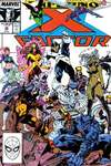X-Factor #39 comic books for sale