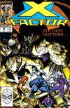 X-Factor #42 comic books for sale