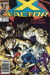 X-Factor #42 comic books for sale
