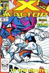 X-Factor #49 comic books for sale