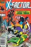 X-Factor #4 Comic Books - Covers, Scans, Photos  in X-Factor Comic Books - Covers, Scans, Gallery