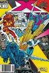 X-Factor #50 Comic Books - Covers, Scans, Photos  in X-Factor Comic Books - Covers, Scans, Gallery