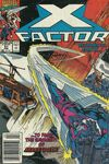 X-Factor #51 Comic Books - Covers, Scans, Photos  in X-Factor Comic Books - Covers, Scans, Gallery