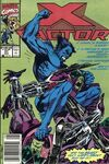 X-Factor #57 Comic Books - Covers, Scans, Photos  in X-Factor Comic Books - Covers, Scans, Gallery
