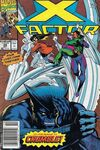 X-Factor #59 Comic Books - Covers, Scans, Photos  in X-Factor Comic Books - Covers, Scans, Gallery