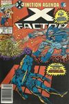 X-Factor #61 Comic Books - Covers, Scans, Photos  in X-Factor Comic Books - Covers, Scans, Gallery