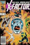 X-Factor #6 Comic Books - Covers, Scans, Photos  in X-Factor Comic Books - Covers, Scans, Gallery