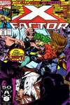X-Factor #72 comic books for sale