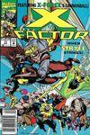 X-Factor #77 comic books for sale