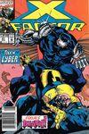 X-Factor #81 comic books for sale