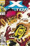 X-Factor #82 comic books for sale