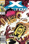 X-Factor #82 Comic Books - Covers, Scans, Photos  in X-Factor Comic Books - Covers, Scans, Gallery