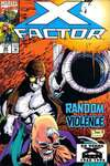 X-Factor #88 comic books for sale