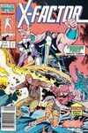 X-Factor #8 Comic Books - Covers, Scans, Photos  in X-Factor Comic Books - Covers, Scans, Gallery