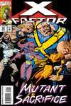 X-Factor #94 comic books for sale