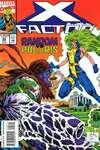 X-Factor #95 comic books for sale