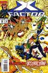 X-Factor #96 comic books for sale