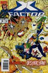X-Factor #96 Comic Books - Covers, Scans, Photos  in X-Factor Comic Books - Covers, Scans, Gallery