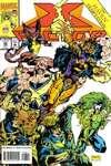 X-Factor #98 comic books for sale