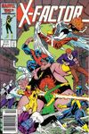X-Factor #9 comic books for sale