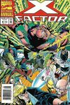 X-Factor #8 comic books for sale