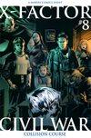 X-Factor #8 comic books for sale