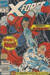 X-Force #10 Comic Books - Covers, Scans, Photos  in X-Force Comic Books - Covers, Scans, Gallery