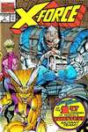 X-Force #1 Comic Books - Covers, Scans, Photos  in X-Force Comic Books - Covers, Scans, Gallery