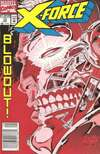 X-Force #13 Comic Books - Covers, Scans, Photos  in X-Force Comic Books - Covers, Scans, Gallery