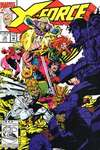 X-Force #14 Comic Books - Covers, Scans, Photos  in X-Force Comic Books - Covers, Scans, Gallery