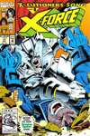 X-Force #17 Comic Books - Covers, Scans, Photos  in X-Force Comic Books - Covers, Scans, Gallery