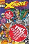 X-Force #1 cheap bargain discounted comic books X-Force #1 comic books