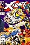 X-Force #20 Comic Books - Covers, Scans, Photos  in X-Force Comic Books - Covers, Scans, Gallery