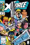 X-Force #22 Comic Books - Covers, Scans, Photos  in X-Force Comic Books - Covers, Scans, Gallery