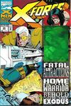 X-Force #25 Comic Books - Covers, Scans, Photos  in X-Force Comic Books - Covers, Scans, Gallery