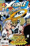 X-Force #29 Comic Books - Covers, Scans, Photos  in X-Force Comic Books - Covers, Scans, Gallery