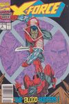 X-Force #2 Comic Books - Covers, Scans, Photos  in X-Force Comic Books - Covers, Scans, Gallery