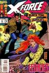 X-Force #31 Comic Books - Covers, Scans, Photos  in X-Force Comic Books - Covers, Scans, Gallery
